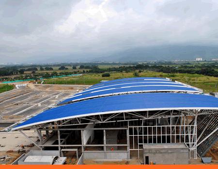 terminal aeropuerto Perales