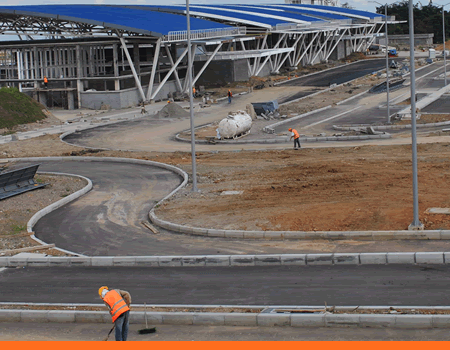 urbanismo y vías aeropuerto Ibagué