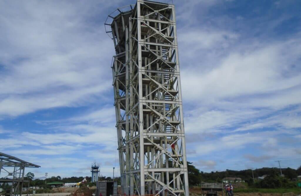 Torre de control aeropuerto leticia