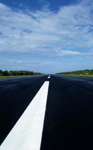 mantenimiento pista San Andrés